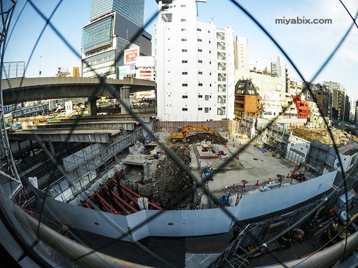 渋谷,原宿,表参道
