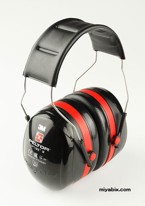 PELTOR H540A,防音用イヤーマフ
