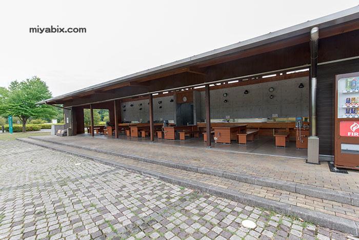 大子広域公園,オートキャンプ場,グリンヴィラ,トラベルトレーラー