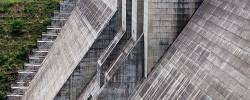 奥秩父の巨大な『滝沢ダム』で虹を見よう