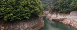埼玉と長野を繋ぐ『中津川林道』を走る