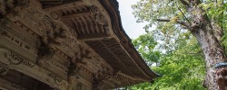 パワースポットで有名な榛名神社