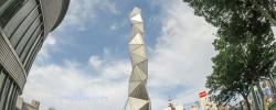 水戸のシンボルタワー『芸術館』がすごい!