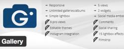 WordPress スライドショープラグイン『Photo Gallery』を使う