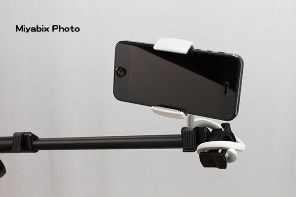 ダメ人間,三脚,雲台,自撮り棒,iPhone,スマホ