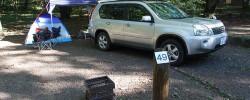 秋こそキャンプを楽しもう『榛名湖オートキャンプ場』へ行って来た