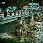 災害,欠壊,河川,洪水,阿賀川