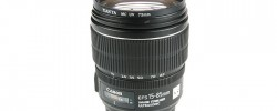 Canon『EF-S15-85mm F3.5-5.6 IS USM』