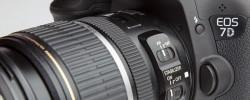 標準ズームレンズ『Canon EF-S 17-55mm F2.8 IS USM』の『7DⅡ』との相性と『SIGMA 17-50mm F2.8 EX DC OS HSM』と比較