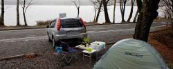 キレイなのに無料の『県立赤城公園キャンプ場』でソロキャンプと『赤城神社』