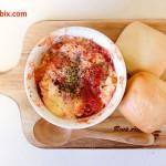 電子レンジ,トマト,料理,ズボラ,4分,簡単