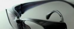『JINS』の花粉対策メガネ