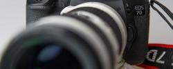 『7D』と『70-200mm F4L』の組み合わせで『キヤノンサービスセンター』へ修理とピント調整