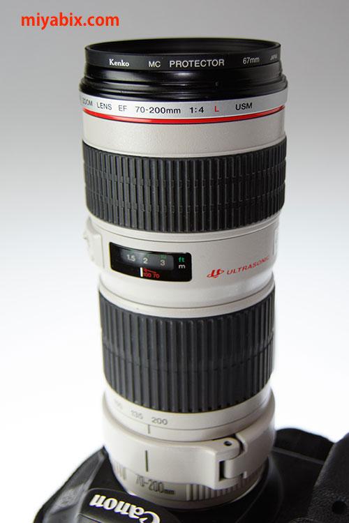 7D,70-200mm,F4,Canon,キャノン,白レンズ,修理,調整