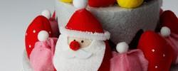 『メリー・クリスマス』お菓子