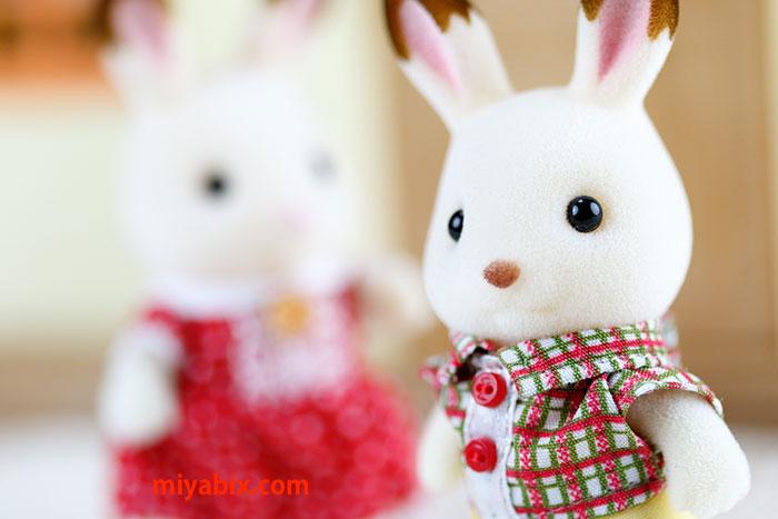 クリスマス,プレゼント,シルバニアファミリー