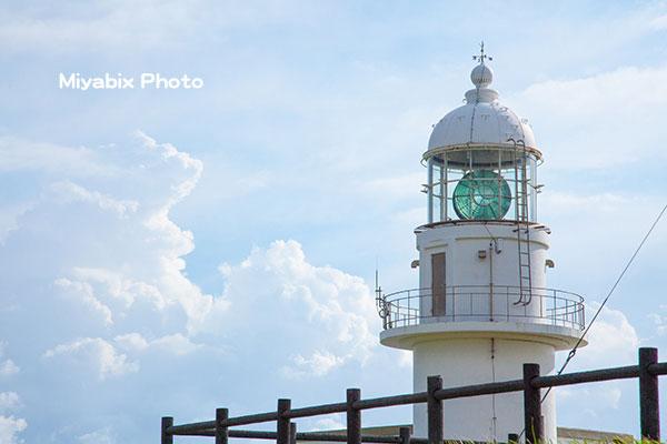 襟裳岬,灯台