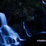 源頼朝,陣馬の滝,じんば,富士山,湧水