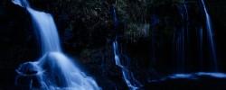 陣馬の滝(静岡県富士宮市)