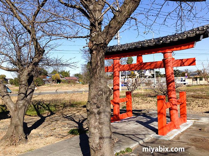東松山,箭弓稲荷,神社,初詣,おみくじ,浅間