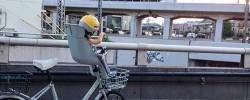 『ドクターイエロー』と『ビッケ』でサイクリング