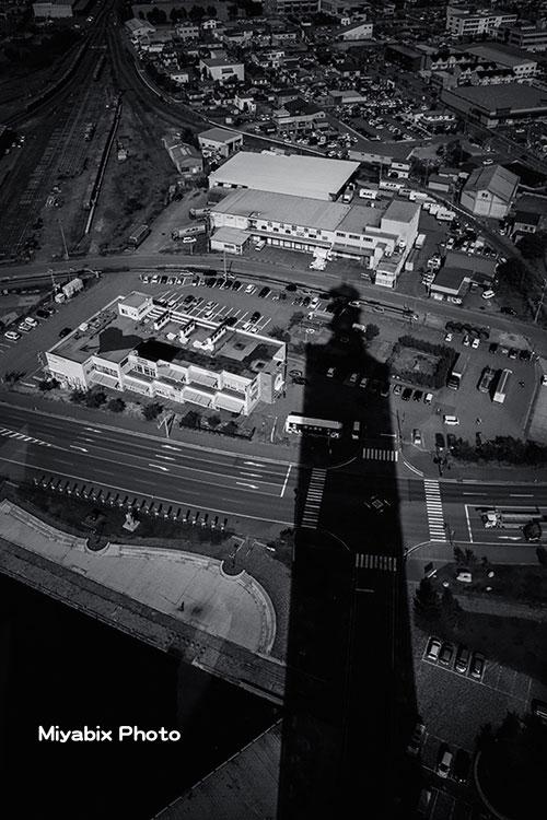 ポートタワー,セリオン,道の駅,あきた港