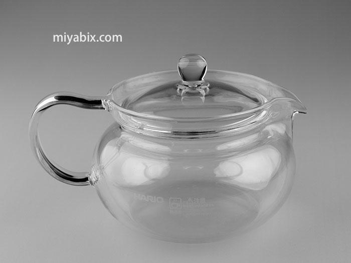 ハリオ,茶茶急須 丸,450ml,CHJMN-45T