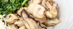 プリプリの『蒸し牡蠣』が食べたい