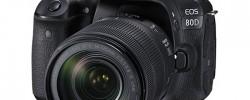 これはオススメ『Canon』デジタル一眼レフカメラ『EOS80D』ついに発表