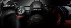 三大おすすめカメラメーカーの最新トップ機種を比較『1DX-MarkⅡ』『D5』『K-1』