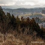 山里の風景