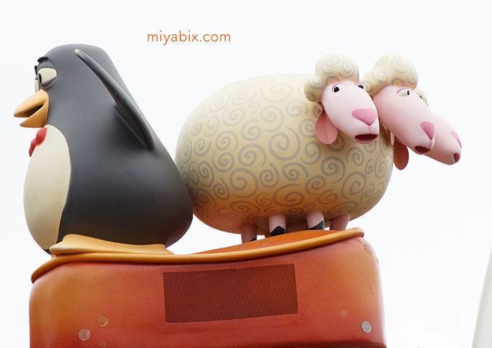 エッグハント,ミッキーマウス