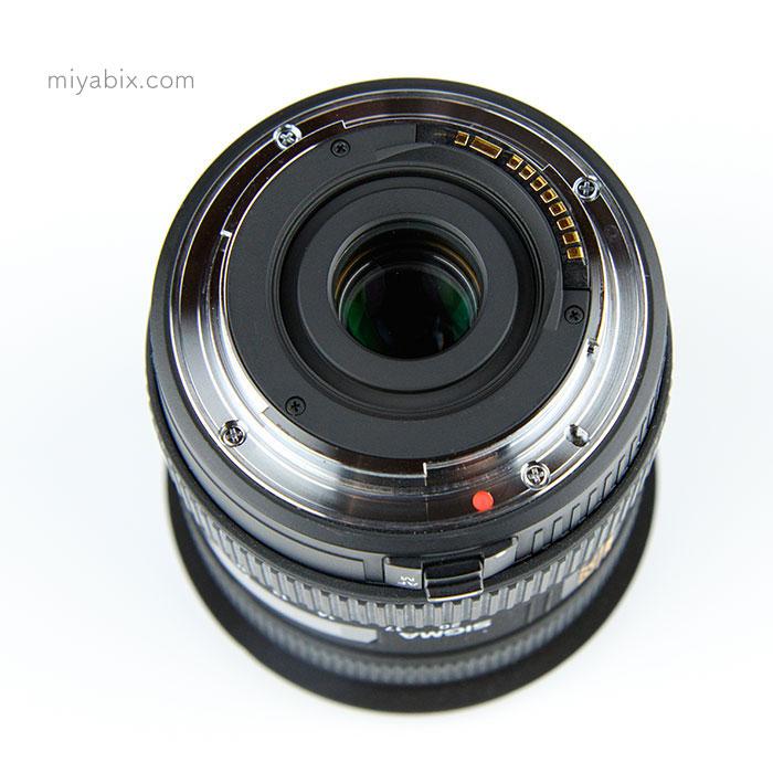 SIGMA 10-20mm F4-5.6