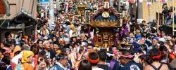 浦安三社祭の思い出(2016)四年に一度の大祭