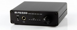 Mac:Amulech『AL-9628D』ハイレゾ音源対応ヘッドホンアンプレビュー