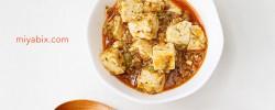 辛いのに食欲が止まらない山椒の『麻婆豆腐』を作る