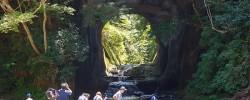 インスタグラムで大人気『濃溝の滝』へのアクセス(千葉県君津市)