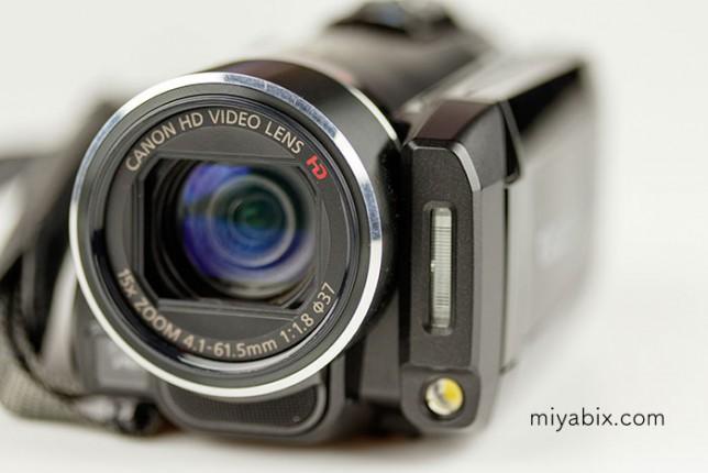 canon,ivis,HF21,ビデオカメラ