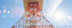 八幡山公園の『宇都宮タワー』が超可愛い