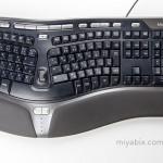 マイクロソフト,キーボード,4000,B2M-00028,人間工学