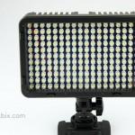 198B,LOE,LED,ビデオライト
