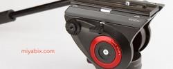 Manfrotto『MVH500AH』60mm:一眼レフ動画撮影に最適なビデオ雲台