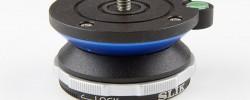 SLIK:ビデオ三脚雲台『レベリングユニット2』水平微調整