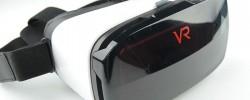 3D『VR』ゴーグルヘッドセット:『Brisie』近視対応レンズ調整可能タイプレビュー
