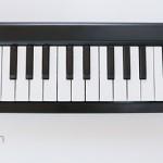 MIDI キーボード microKEY2-37:Mac『KORG KONTROL Editor』で音量を調節する