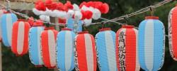 夏の幼稚園イベント:御霊祭(盆踊り)2017