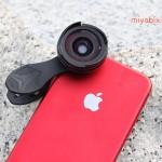 iPhoneカメラアクセサリー:高画質クリップレンズレビュー
