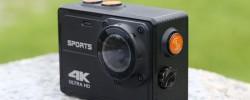 アクションカメラ:画質は良いけど音声は悪いので『ドライブレコーダー』として使っています