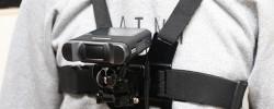 たすき掛けバンド型カメラマウント:GoProアクセサリー『Greleaves』で手元を撮影する