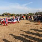 幼稚園『年中』サッカー大会:はらっパーク宮代(17.11.26)
